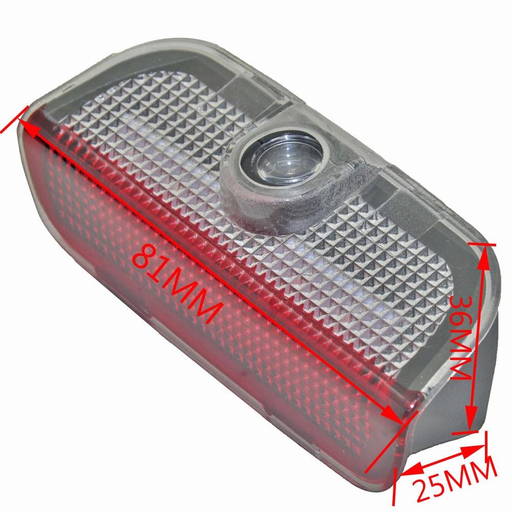 2x двери автомобиля светильник светодиодный 3D тень лампы проектора для VW Golf 5 6 7 Passat B6 B7 Jetta MK5 MK6 MK7 CC Eos Sharan, Touareg Tiguan|Камера для авто|   | АлиЭкспресс