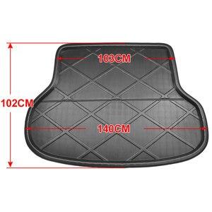 Image 3 - UXCELL PE+EVA foam plastic Rear Car Trunk Boot Liner Cargo Mat Floor Tray Cover Pad for Lexus RX300 RX330 RX270 RX350 2004 2015