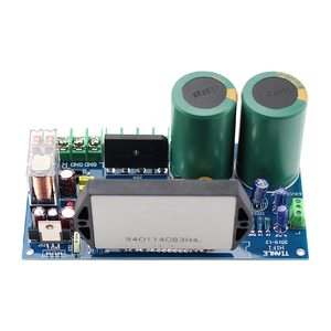 Image 3 - GHXAMP STK401 140 Thick Film Music Power Amplifier Board High Power 120W+120W with UPC1237 speaker protection