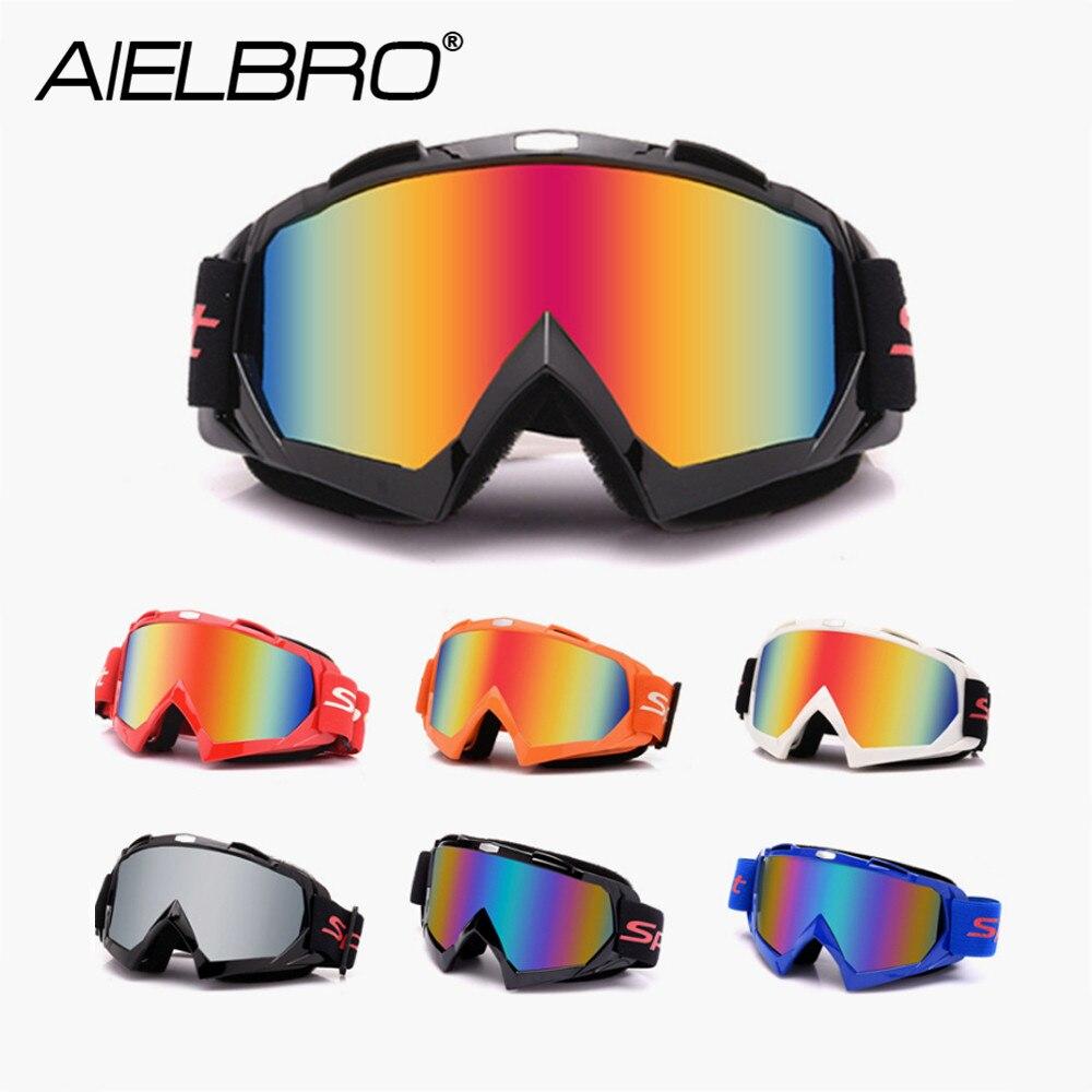 2019 Ski Goggles Winter Outdoor Sports Snowboard Anti-fog Ski Mask Glasses Skiing Men Women Snow Snowboard Goggles Sunglasses