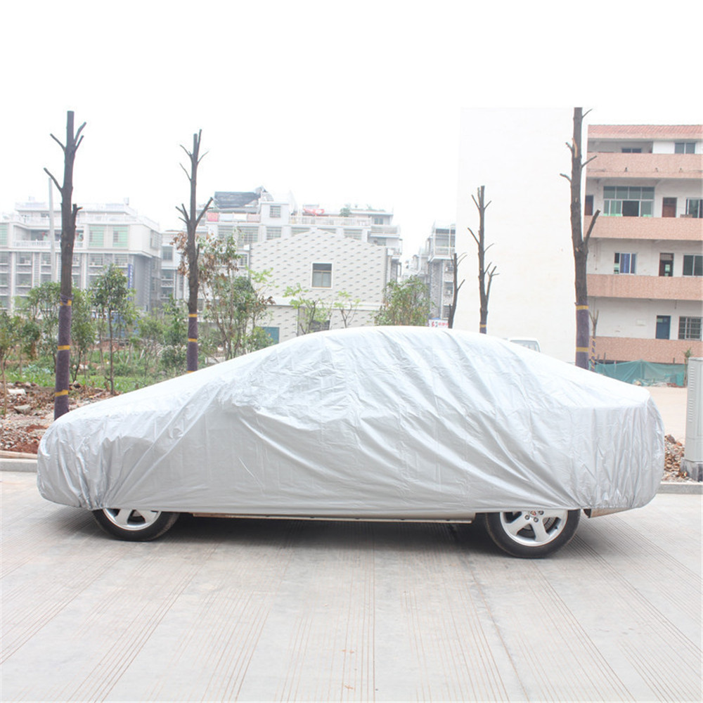 Full Car Cover Indoor Outdoor Car Covers Dustproof Sunshade UV Snow Size S M L XL XXL Sun Protection Universal