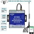 GSM 3G 4G Сотовый RTU SMS релейный переключатель промышленная система дистанционного мониторинга IoT встроенный watchdog SMS сигнализация S150