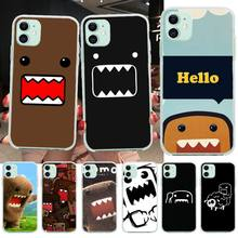 Phone-Case Domo Kun Xr-Cover KPUSAGRT for 11 Pro-Xs MAX 8/7/6/.. TPU Black Soft
