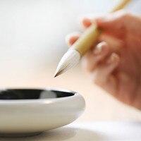 Chinese Painting Writing Brush Set Beginner Medium Regular Script Multiple Hair Calligraphy Handwriting Practice Craft Supply