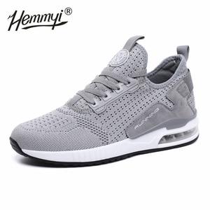 Image 4 - 2020 جديد للجنسين الرجال النساء أحذية رياضية تنيس Feminino منصة ضوء حذاء كاجوال مريحة سلة فام مكتنزة حذاء رياضة حجم 36 45