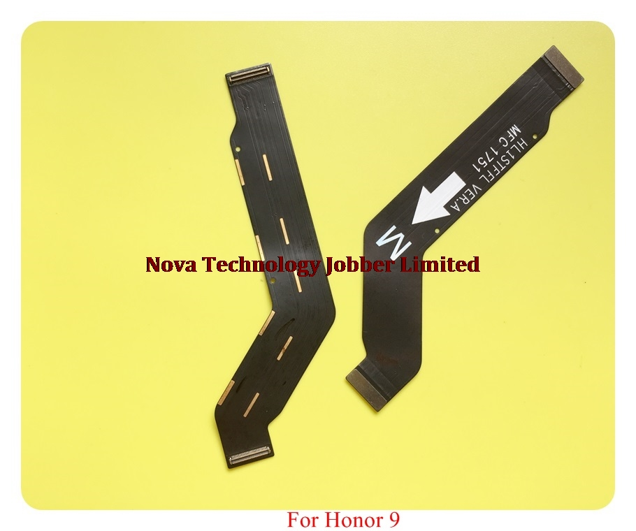 Main FPC LCD Display Connect Mainboard Flex Cable For Huawei Honor 8 9 10 Nova Lite 6X 7X 7A 8X 8A 8C P Smart Play Plus 2019