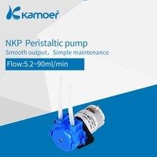 Kamoer 12V DC 6 pieces DIY Dosing Pump Peristaltic Pump Dosing Head For Aquarium Lab Analytical Water Pump