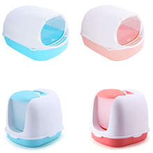 Litter-Box Sandbox Puppy Anti-Splash toilet Cat Indoor Bedpan Pet-Deodorant Clean-Basin