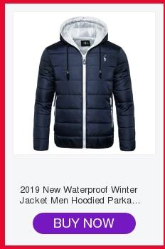 H6a4cce63f0cb49bd84cc719ac2c68755Y NEGIZBER 2019 Autumn Winter New Men's Jacket Slim Fit Stand Collar Zipper Jacket Men Solid Cotton Thick Warm Jacket Men
