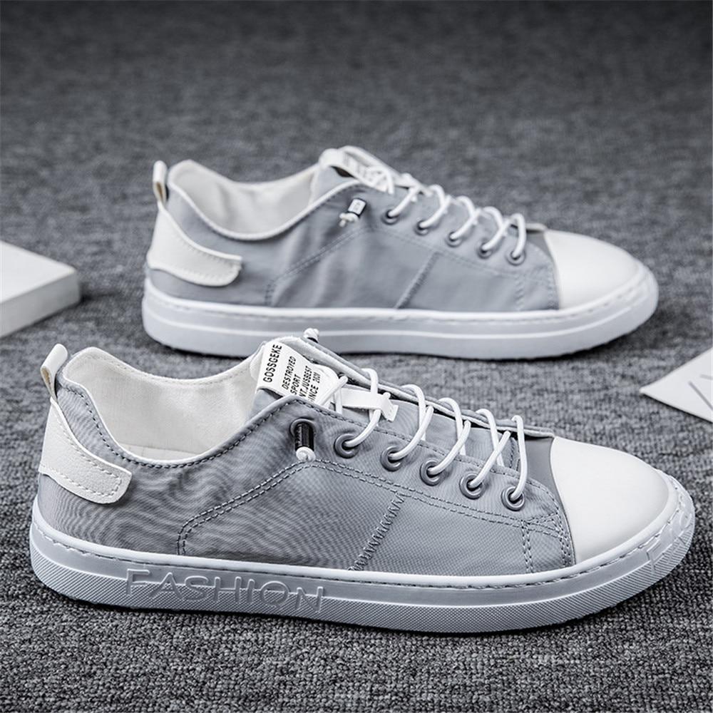 Men Shoes 2020 Spring New Korean Fashion Joker Men Casual Sneakers Canvas Shoes Breathable Shoes Men's Summer