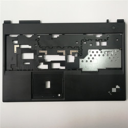 Nowy oryginalny dla Lenovo ThinkPad L560 L570 etui na laptopa C shell podpórka dla dłoni pokrywa komputer dotykowy pad z logo 00NY593