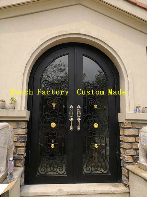Shanghai Hench Brand China Factory 100% Custom Made Sale Australia Iron Pantry Door