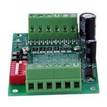 Высокоскоростное оптическое соединение DC 10-35V TB6560 3A драйвер платы CNC маршрутизатор одиночный 1 осевой контроллер шаговый двигатель драйверы