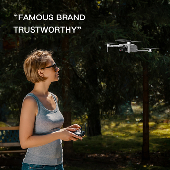 2021 New KF102 Drone 8k HD Camera 2-Axis Gimbal Professional Anti-Shake Aerial Photography Brushless Foldable Quadcopter 1.2km 2