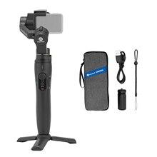 Feiyu Vimble 2A экшн Камера ручной 3-осевой карданный стабилизатор для экшн-камеры GoPro Hero 7/6/5 Спортивные Камера Wi-Fi с дистанционным управлением по Bluetooth Управление