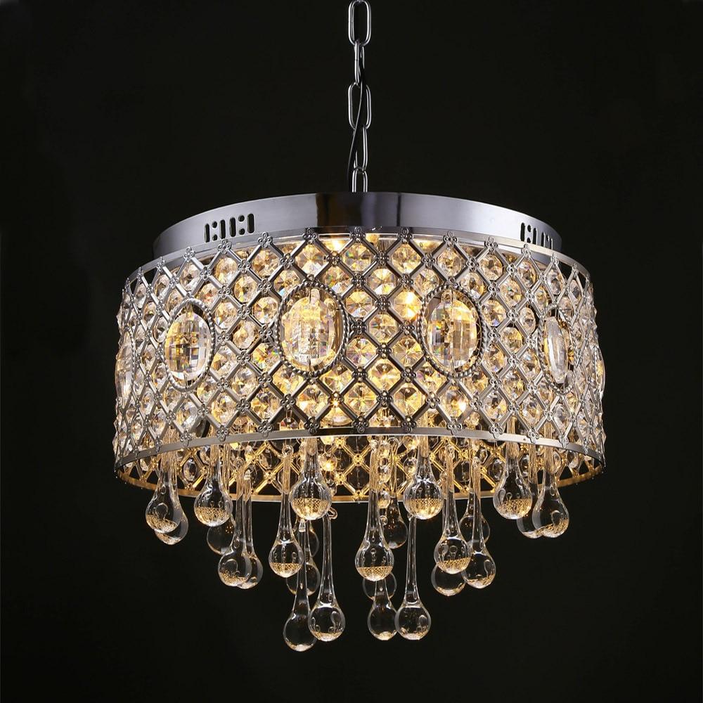Japan  Hanging Ceiling Lamps Crystal Home Decoration E27 Light Fixture LED  Pendant Lights Hanglamp