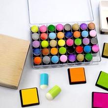 Daubers Sponge Craft-Set Chalk-Ink Art-Tools Painting Foam-Finger Stamping