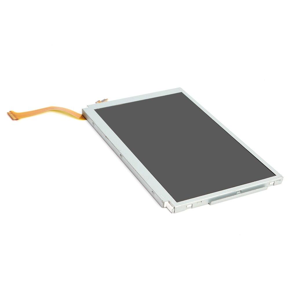 Отделители Верхний ЖК-экран Пылезащитный портативный декор для переноски для Nintendo New 3DS XL LL консоль дисплей Ремонт Замена