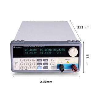 Image 4 - مختبر تحويل التيار الكهربائي تيار مستمر امدادات الطاقة برمجة تنظيم الجهد ضبط التيار 20 فولت 30 فولت 60 فولت 10A 20A 30A IPS600B