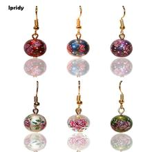 Ipridy earrings pendant with…