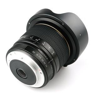 Image 2 - Lightdow 8 مللي متر F/3.0 زاوية واسعة للعين السحرية جدا عدسات لنيكون كاميرات DSLR D3100 D3200 D5200 D5500 D7000 D7200 D7100 D7300 D7500