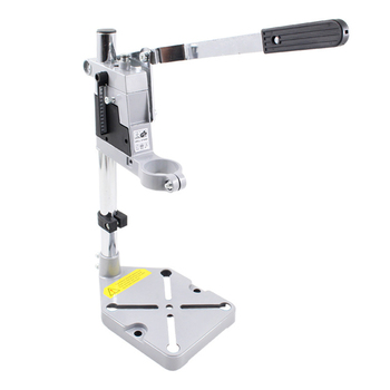 цена на Electric Drill Stand Power Tools Accessories 400mm Bench Drill Press Stand DIY Tool Base Frame Drill Holder Drill Chuck