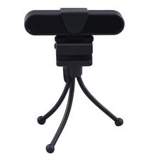 цена на HD 1080P 360 Angle video camera 200w CMOS sensor computer camera Waterproof USB camera free drive live camera with microphone  5