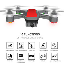 New Version CFLY Dream GPS RC Drone Brushless Motor Helicopter 5G WIFI FPV 4K HD Camera Follow me Mode Positioning RC Quadcopter
