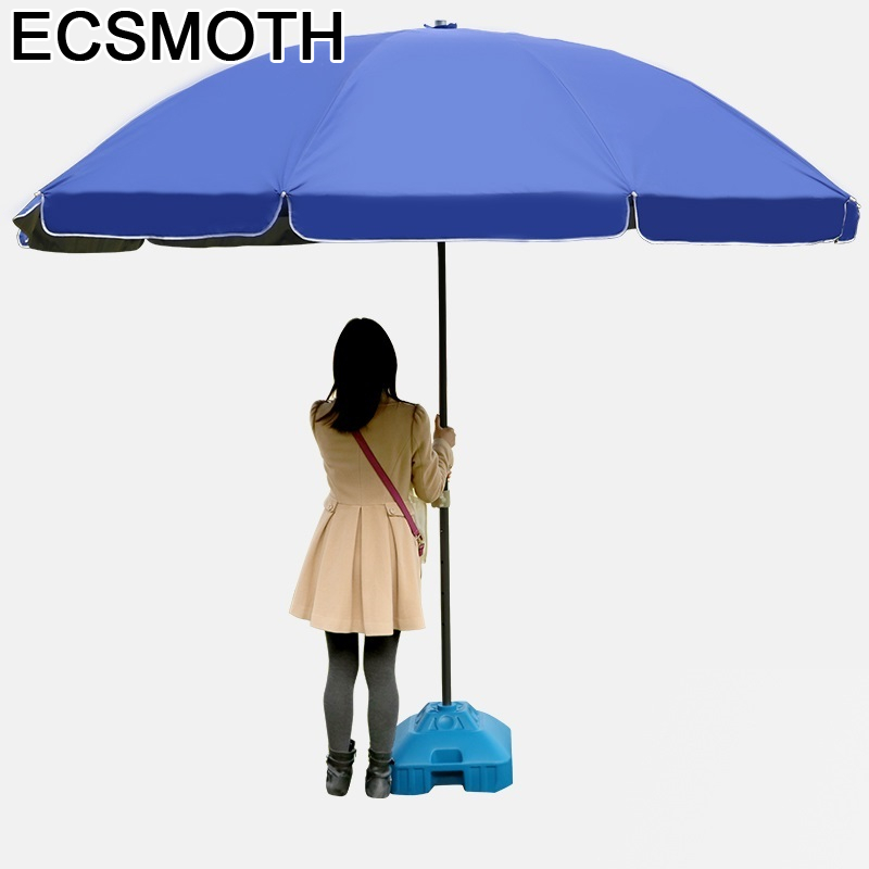 Tuinmeubelen Sonnenschirm Garten Meble Ogrodowe Mobilya Mobili Da Giardino Parasol Garden Patio Furniture Outdoor Umbrella Set