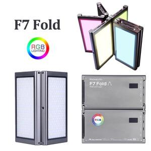 FalconEyes F7 Fold 4W RGB LED
