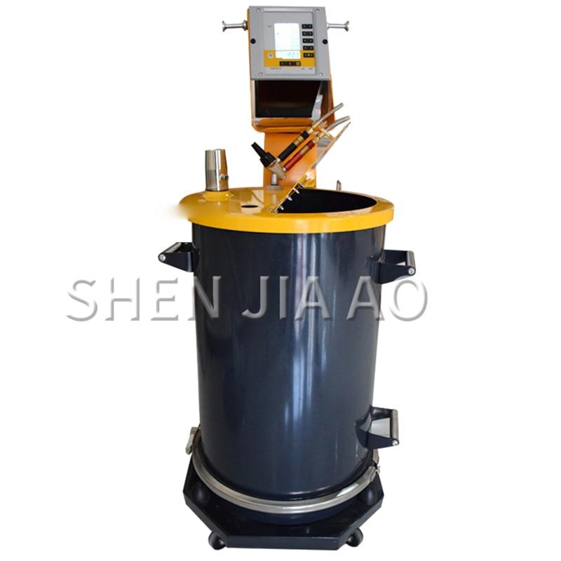 1PC Intelligent Liquid Crystal Electrostatic Powder Spraying Machine Electrostatic Powder Spray Plastic Powder Machine 220V Paint Tool Sets     - title=