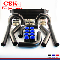 Universal diy intercooler 550mm x 180mm x 64mm + 2.5