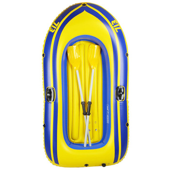 Rubber Boat Thickened Inflatable Boat Fishing Boat Assault Boat Double Kayak Fishing Boat Drift Boat фото