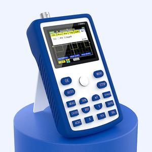 Image 4 - FNIRSI 1C15 المهنية ملتقط الذبذبات الرقمي 500 عينات عملاقة/ثانية معدل أخذ العينات 110MHz عرض النطاق الترددي التناظرية دعم الموجي التخزين