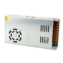 Universal 12V 42A Switching Power Supply Converter for LED Strip AC-DC 500W New ac dc 12v 500w switching power supply variable