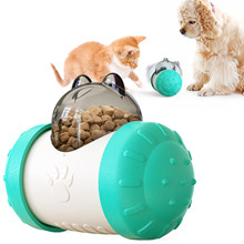 Funny Dog Treat Leaking Toy with Wheel Interactive Toy for Dogs Puppies Cats Pet Products Supplies Accessories For Dropshipping