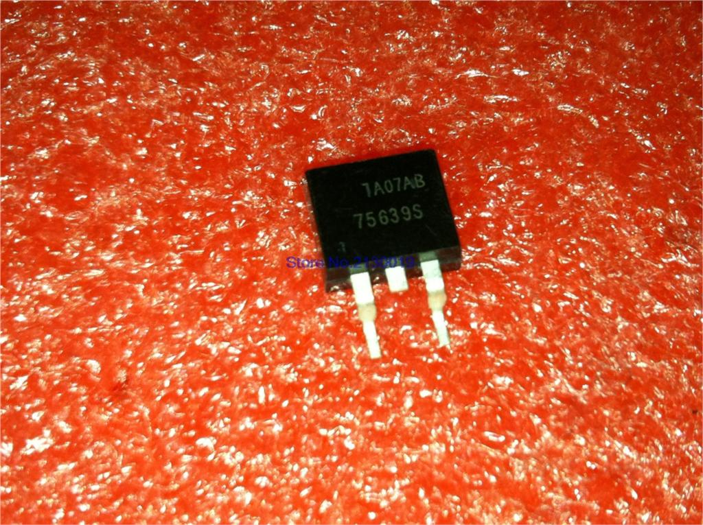 10pcs/lot 75639S 75639 TO-263 In Stock