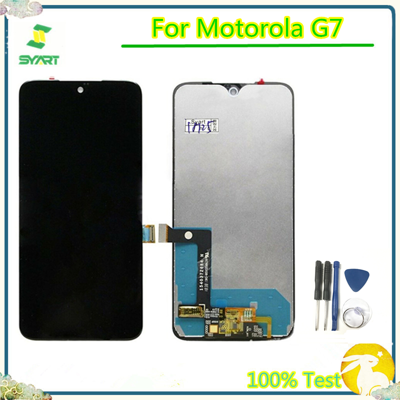 LCD Screen For Motorola G7 XT1962 LCD Display G7 Play Display Touch Screen Sensor Panel Digiziter Assembly For Moto G7 Power LCD|Mobile Phone LCD Screens| |  - title=