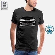 100% Cotton O-Neck Custom Printed Tshirt Men T Shirt Chevrolet Camaro Ss Chevrolet Camaro Ss Women T-Shirt
