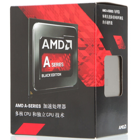 AMD APU A10 9700 CPU Processor Quad-Core 3.5GHz 65W 2MB Socket AM4 Cache With Radeon R7 Desktop Boxed with CPU Cooler Fan NEW 1
