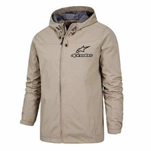 2021 men's fashion jackets and coats new men's windbreaker autumn men's military uniform outdoor clothes casual streetwear