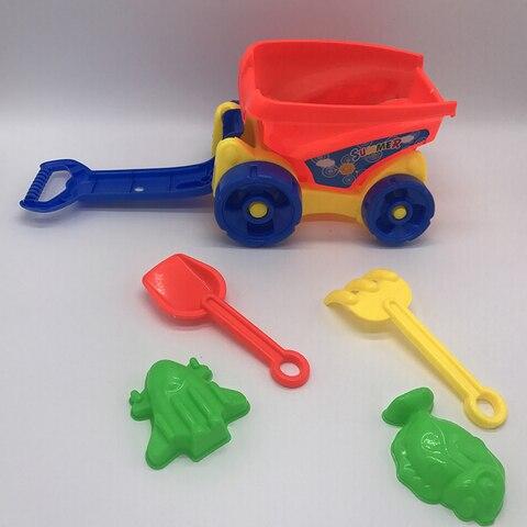 areia verao praia brinquedos de plastico