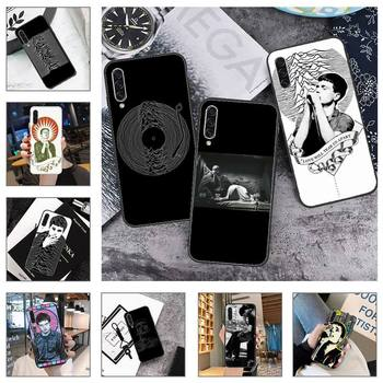 Joy Division Ian Curtis Phone Case For Samsung S 7 8 9 10 20 A 21S 20e 50 51 71 note9 10 J4 plus 20 ultra image