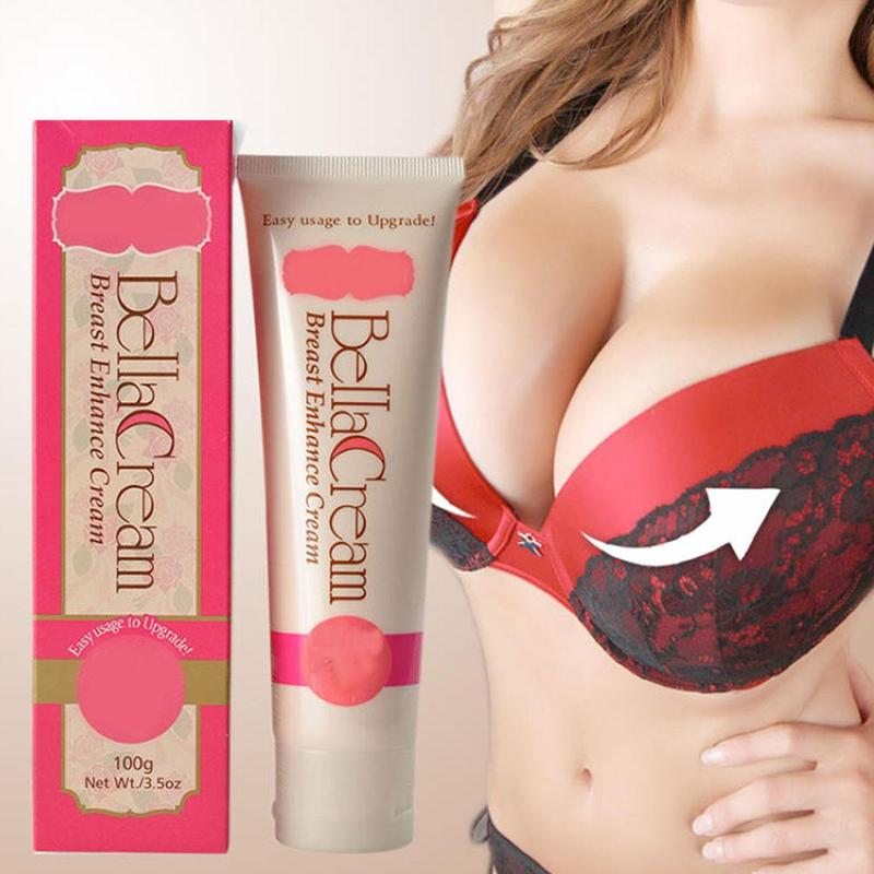 100g Bust Breast Butt Enlargement Pueraria Mirifica Bella Should It Cream Improve Chest Smooth And Compact To Reach The Effect