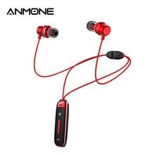 ANMONE BT315 Bluetooth Earphone in ear Wireless Earphones with mic Bass Sport Magnetic Earpiece in Ear Earbuds for Mobile Phones