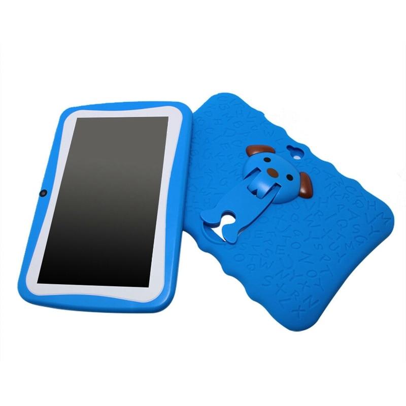 7 pouces enfants tablette Android double caméra Wifi éducation jeu cadeau pour garçons filles Eu nous Plug musique cadeau pour enfants étudiant - 3