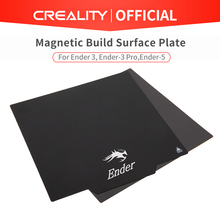 Il piatto magnetico flessibile originale della superficie di costruzione di CREALITY 3D Ender 3/Ender 3 Pro/Ender 5 ha riscaldato le parti del letto per il letto caldo MK2 MK3