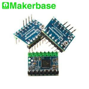 Image 2 - Controlador paso a paso MKS TMC2130 SPI mode stepstick motor controlador paso a paso TMC 2130 para accesorios de impresora SKR V1.3 3d
