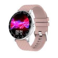 Новинка h30 женские многоцветные стильные умные часы с круглым