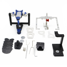 Device-Set Articulators-Type Artex Dental-Lab Fully-Adjustable Amann Girrbach Facebows-Tools